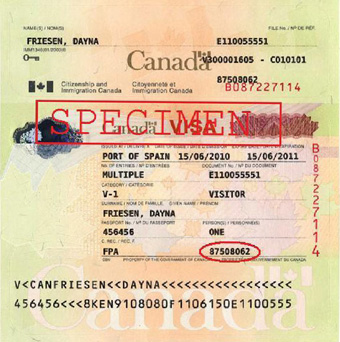 Where Can Canadian Permanent Residents Travel