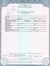 Proof of U.S. Citizenship: Passport, Birth Certificate ...
